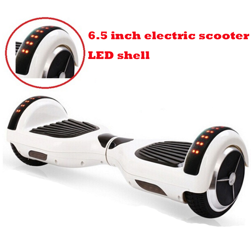 New Replacement LED Light Shell Case Cover for Hoverboard Mini 6 Inches 2 Wheel Self Balancing Electric Scooter Cover Top Shell