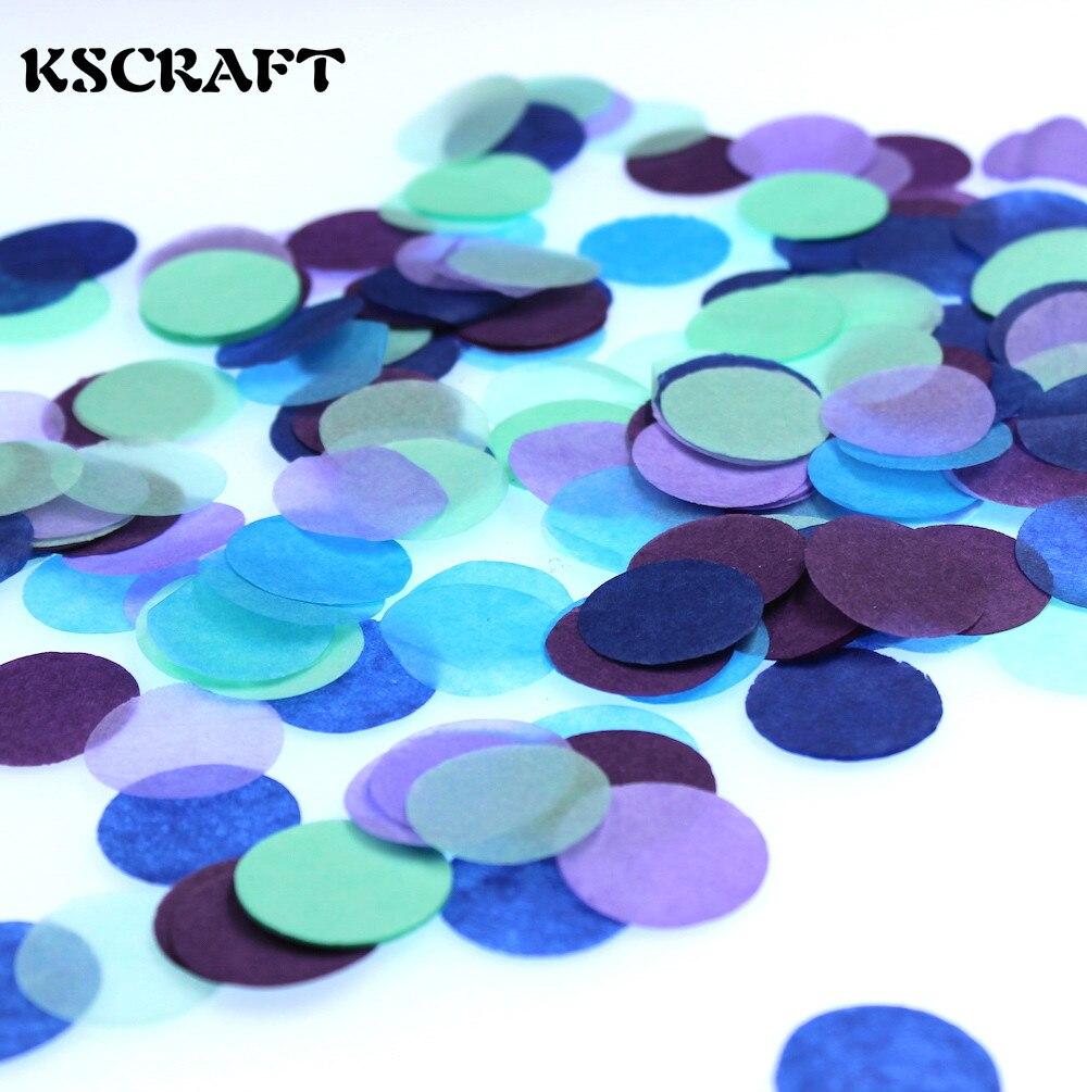 Aliexpress.com : Buy KSCRAFT Blue Purple Turquoise Teal ...