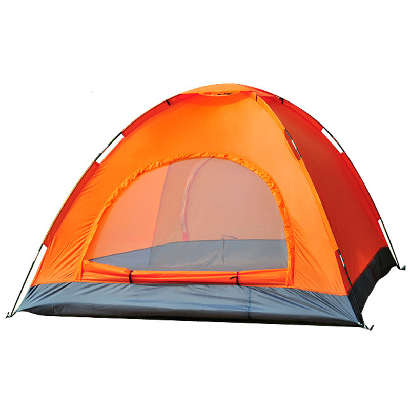 200*200*135cm 3-4 Person Outdoor Ultralight Camping Tent Rainproof Windproof Fishing Shelter Travel Sea Beach Tents Shop Online