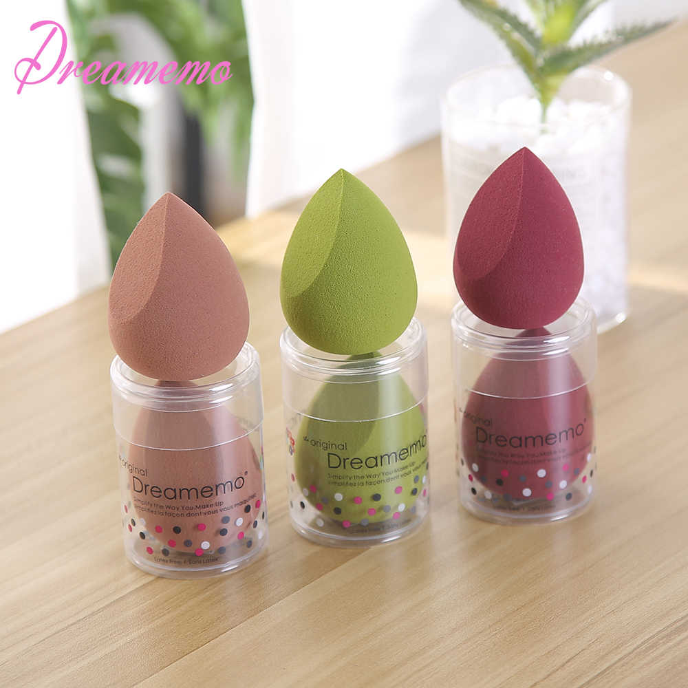 Pro Cosméticos Puff Suave Maquiagem Esponja Esponja de Pó BB Cream Puff Facial Blending Foundation Make Up Tools