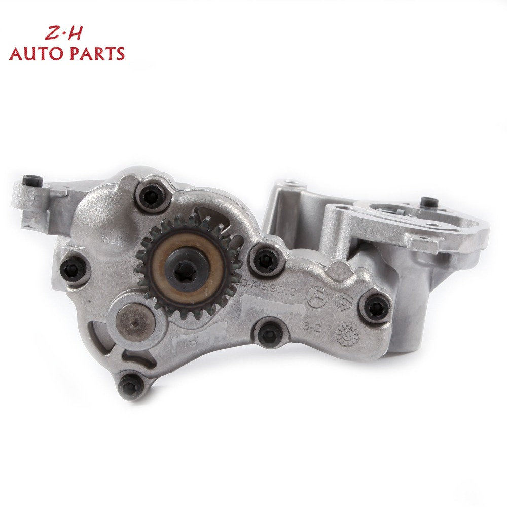 NEW Engine Oil Pump Assembly 06J 115 105 AC For Volkswagen Golf Jetta Passat Audi A3 TT 1.8TSI 2.0TSI CCTA CBFA 06J 115 105 AB