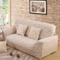 Beige Divano Copertura di Stirata Per soggiorno Copridivano Fodere elastico per Poltrone divano copre divano coperture della sedia