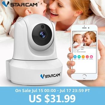 Vstarcam 720P Keamanan IP Kamera Wifi IR Malam Visi Audio Rekaman Pengawasan Wireless Indoor HD Web Bayi Monitor Kamera