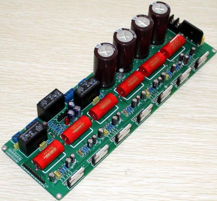 YJ 5.1 TDA7294 carte amplificateur double AC24V-0-24V 5*80 W + 160 W Subwoofer mieux TPA3116YJ 5.1 TDA7294 carte amplificateur double AC24V-0-24V 5*80 W + 160 W Subwoofer mieux TPA3116