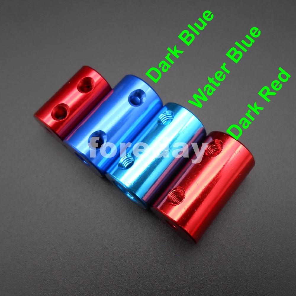 10Pcs 5-5mm /& 5-8mm Flexible Shaft Coupling Rigid Coupler Motor Connector