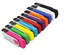 New USB Flash Drives Swivel External Pendrive 256GB 128GB 64GB 32GB 16GB 8GB 4GB memory stick usb Creative pen drive