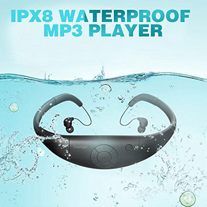Bluetooth Swimming Pedometer Radio