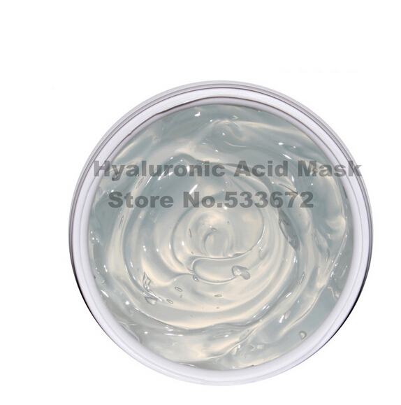 1KG Hyaluronic Acid Moisturizing Mask 1000g Whitening Lock Water Repair  Disposable Sleeping Cosmetics Beauty Salon Products