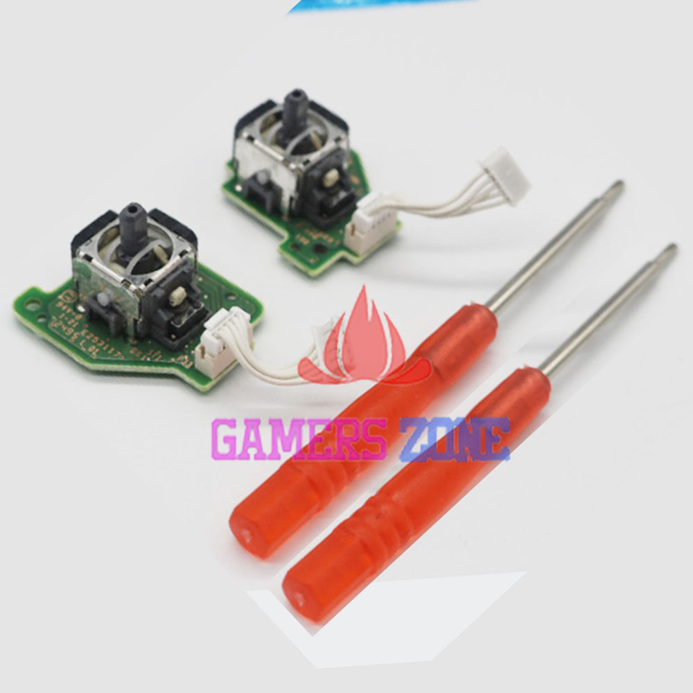 popular gamepad pcb buy cheap gamepad pcb lots from gamepad for wii u gamepad left and right analog joystick w pcb board w triwing