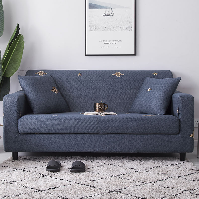 Slipcovers Sofa Stretch Sectional Sofa Covers for Living Room Modern Couch  Cover Pet Cover Elastic funda sofa cubre sofa 1PC