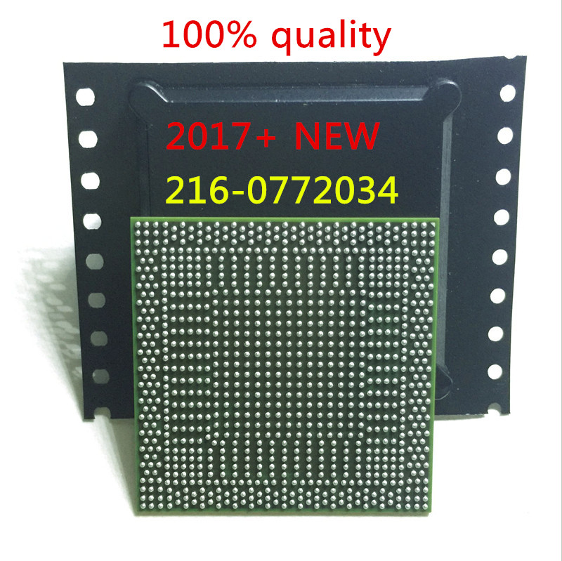 free shipping 216-0772034 216 0772034 DC2017+ new Chip is 100% work of good quality IC with chipset BGAfree shipping 216-0772034 216 0772034 DC2017+ new Chip is 100% work of good quality IC with chipset BGA