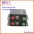 1CH Vídeo digital Óptico transmissor e receptor de fibra óptica conversor de vídeo óptica multiplexer 1CH + 485 de Dados