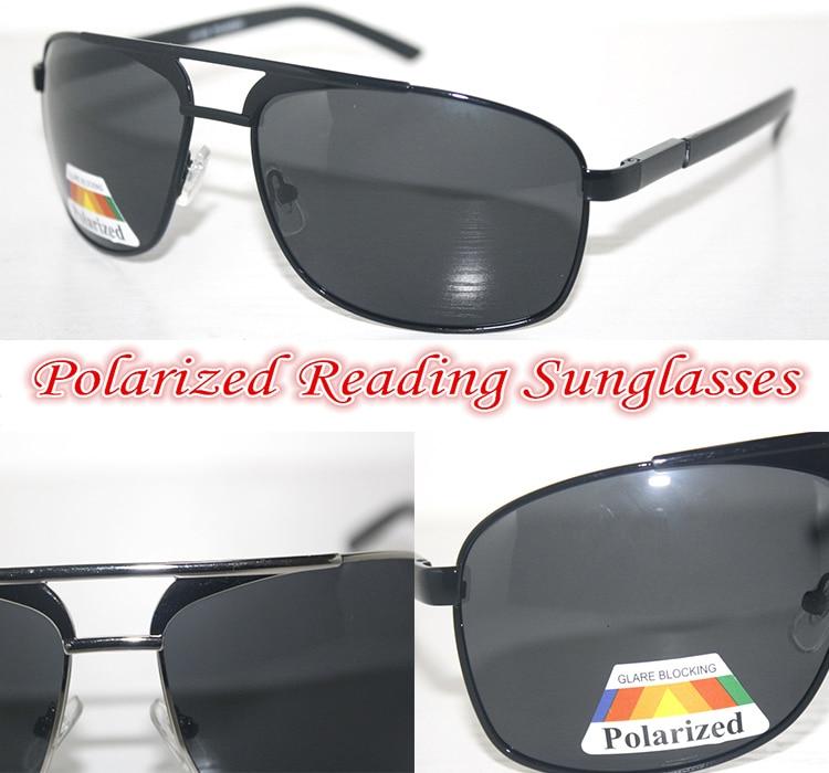 !!!Polarized reading sunglasses!!! classic pilot m...
