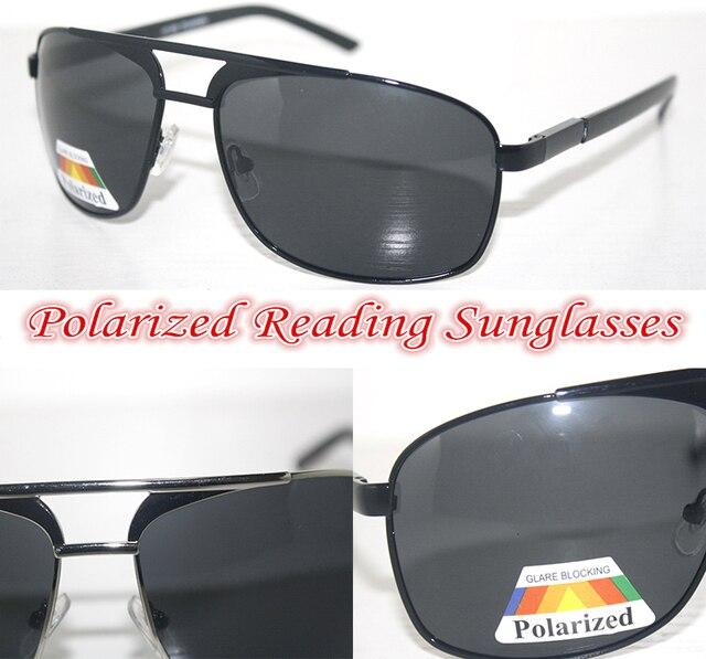=CLARA VIDA Polarized Reading Sunglasses= Classic Pilot Models Goggles Polarized Sunglasses Oversized Vintage +1 +1.5 +2 To +4