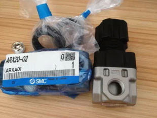 BRAND NEW JAPAN SMC GENUINE REGULATOR ARX20-02 brand new japan smc genuine regulator ir3020 02