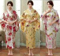 Womens wore Yukata long section to improve the Japanese traditional kimono cosplay lovelive photo costumes
