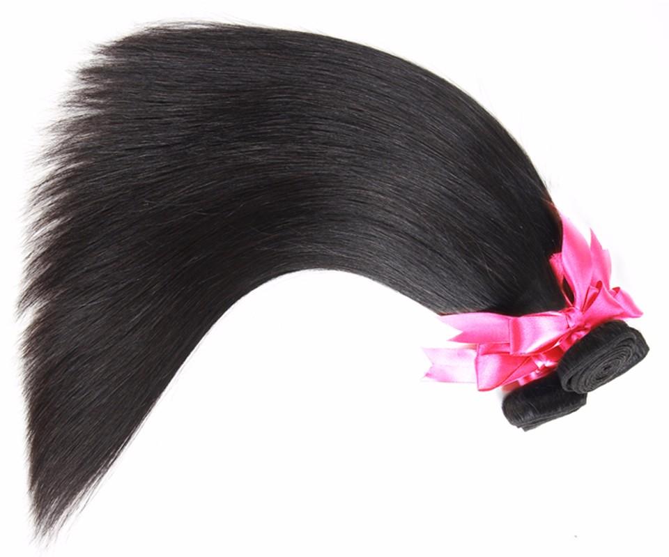 8A straight hair