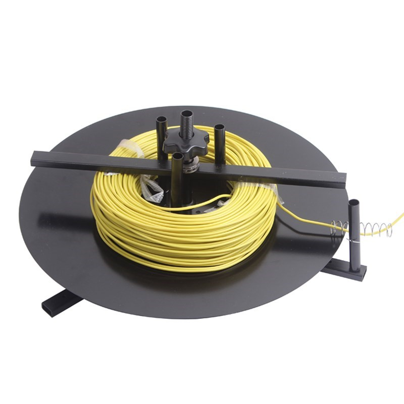 1 to 4 Layer Rotary Wires Feeder Tools Cable Coil Feeding Machine