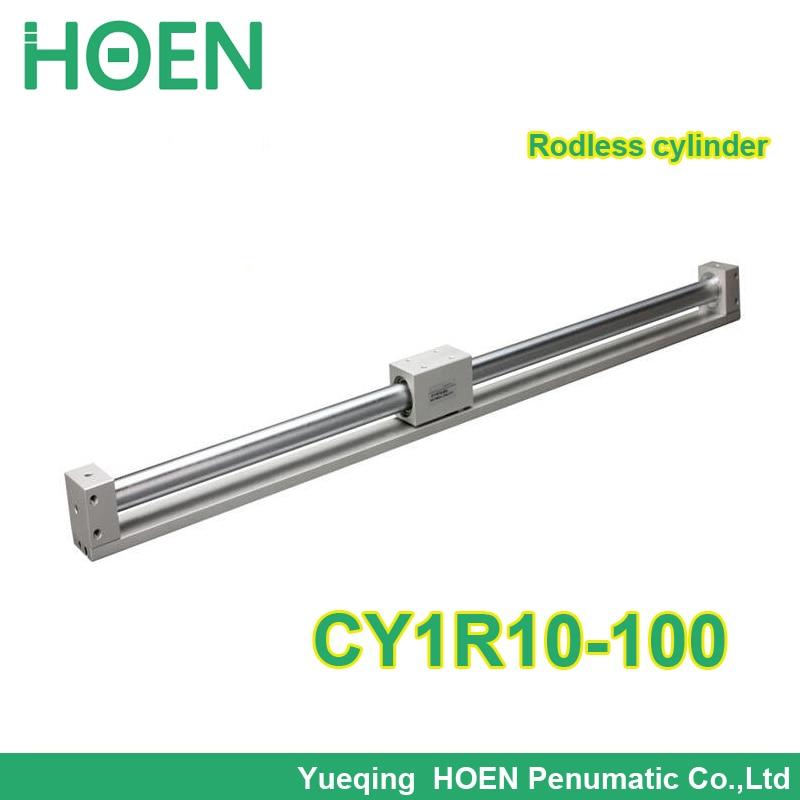 CY1R10-100 Rodless cylinder 10mm bore 100mm stroke high pressure pneumatic cylinder CY1R CY3R series CY1R10*100 bore 32mm x 1200mm stroke cy3r rodless cylinder