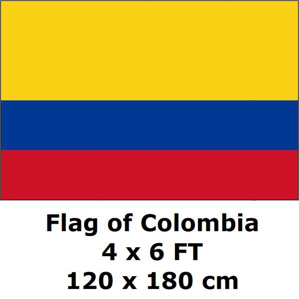 Online Buy Wholesale colombian flag from China colombian