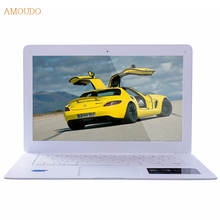 Amoudo-6C 4GB RAM+240GB SSD+1TB HDD 14inch 1920×1080 FHD Windows 7/10 Dual Disks Quad Core Ultraslim Laptop Notebook Computer