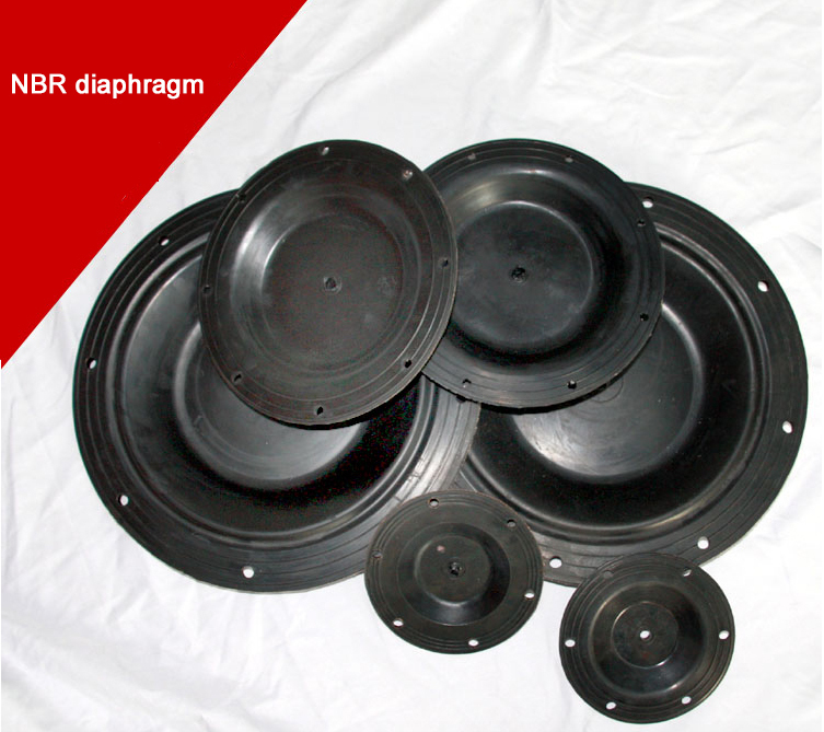 DN15mm 304 roestvrij staal Natuurlijke kleur rvs membraanpomp met F46 membraan - 4