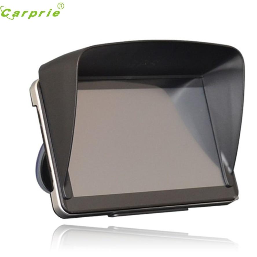 Sporting Carprie Hot Selling New 5 Inch Car Gps Professional Navigator Sun Shade Anti Reflective Black #n