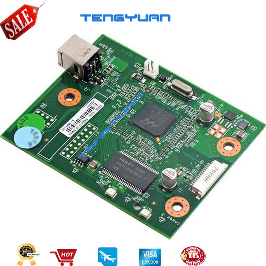 1PCS X CB409-60001 Q5426-60001 CB440-60001 Formatter Board For HP LaserJet 1018 1020 Series Main Board  Motherboard Printer Part