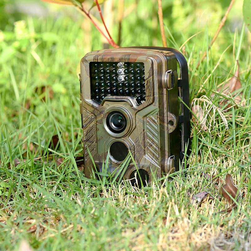 Waterproof Outdoor hunting trail camera Deer camera with photo traps black night vision Animal camera home surveillance cam waterproof outdoor hunting trail camera h801 deer camera with photo traps black night vision animal camera home surveillance cam