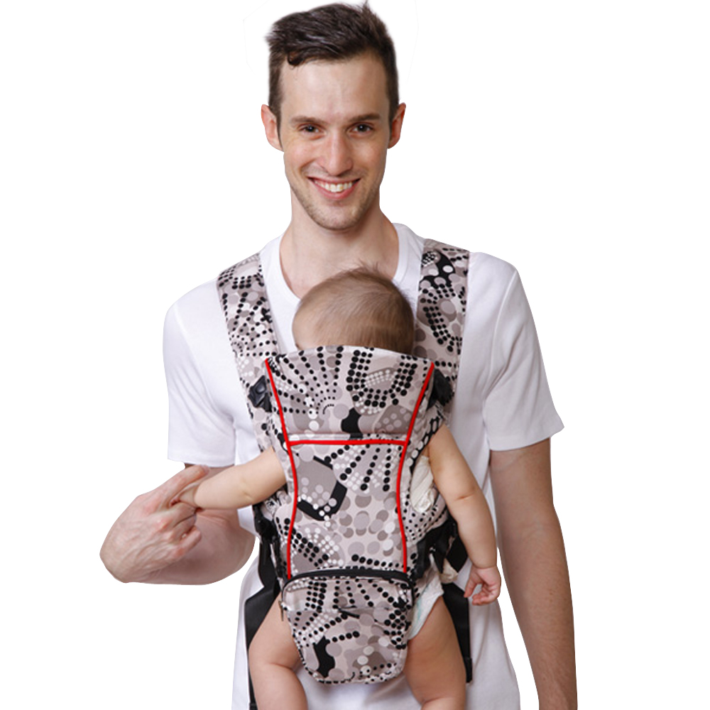 0-12 month 3 in 1 posture Multifunction fashion Ergonomic baby carrier load 12KG backpack Breathable 3D mesh fabric kid sling