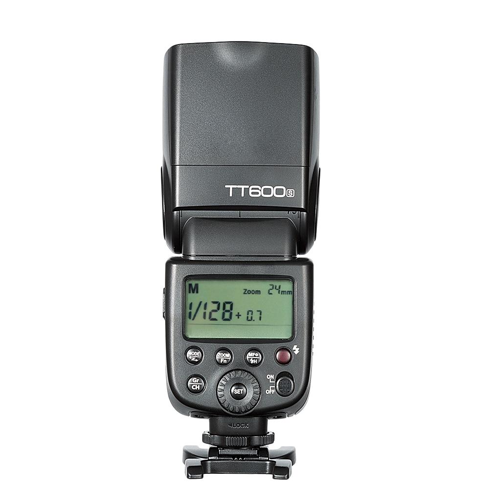 Godox TT600 / TT600S GN60 HSS 1 / 8000s Speedlite 2.4G Simsiz X - Kamera və foto - Fotoqrafiya 5