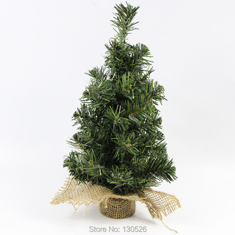 US $5.99 10% OFF|1Pcs Mini Christmas Tree For decorating Festival Party  Ornaments Xmas Gift 30cm Christmas Home Decor Supplies-in Trees from Home &  ...