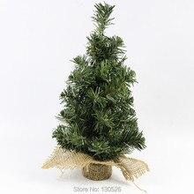 1Pcs Mini Christmas Tree For decorating Festival Party Ornaments Xmas Gift 30cm Christmas Home Decor Supplies