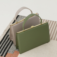 2018 New cow leather for woman bag gradual change decorate shoulder handbags fashion genuine handbag