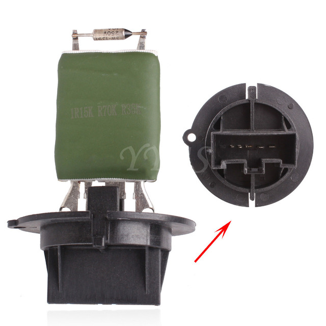 6450JP Heater Blower Motor Resistor For Peugeot 206 307 Citroen C3 IR15K R70K R35K Green Free_640x640 6450jp heater blower motor resistor for peugeot 206 307 citroen c3  at nearapp.co