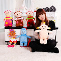 6 Styles Lovely Plush In The Night Garden Plush Soft Stuffed Animals Doll Toys For Baby Kids Gifts