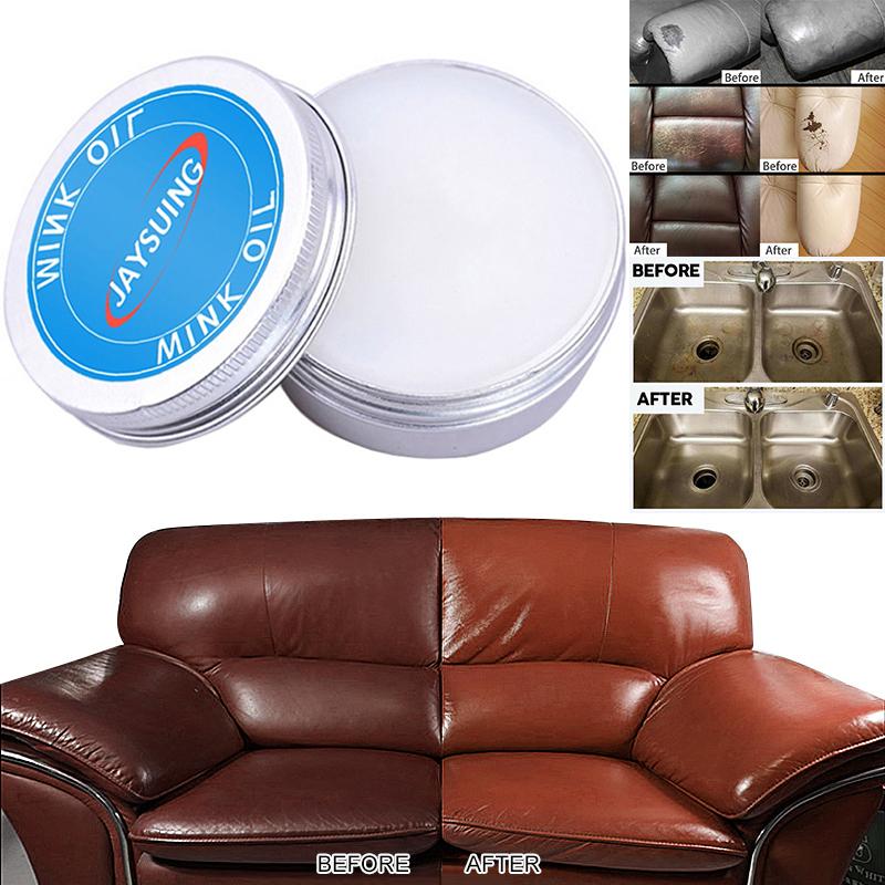 Oil Finishing Cream For Car Seat Sofa