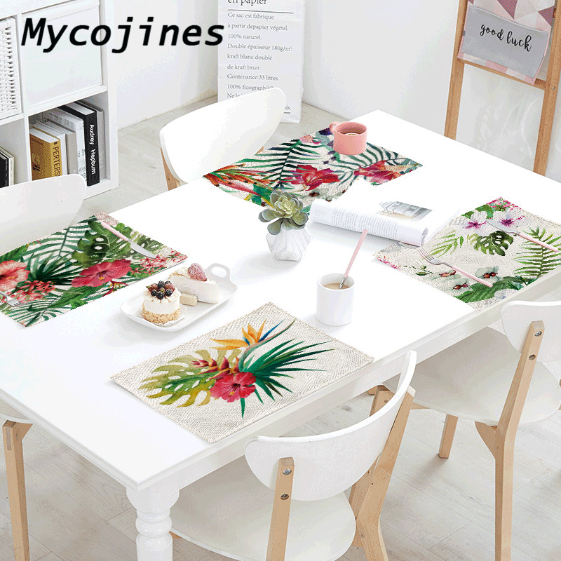 Table & Sofa Linens Glorious Modern Style Linen Cotton Sofa Cover For Kitchen Waterproof Oil-proof Solid Tablecloths For Rectangular Table Decorative Decor Attractive And Durable Home & Garden
