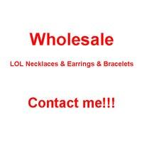 Заказ для индивидуального заказ s (100 ожерелья DHL)