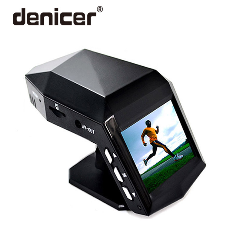 Denicer Dash Camera Novatek96658 Full HD 1080P DVR Car Vehicle Video Recorder 170 Degree Wide Angle