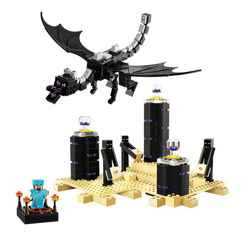 Pogo Gifts Minecrafte My World Zombies Building Blocks Bricks Toys Compatible Legoe gifts pogo bela 604pcs minecraft my world building blocks bricks compatible legoe educational hobbies for children toys