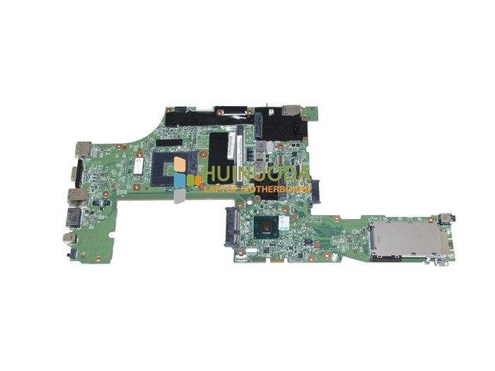 NOKOTION FRU 04W2020 laptop motherboard For lenovo thinkpad T520 QM67 Intel HD graphics DDR3 mainboard цена
