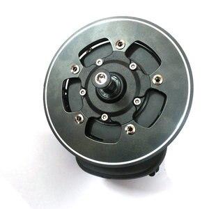Image 5 - PHIÊN BẢN MỚI TSDZ2 48 V/52 V 500 W 750 W Giữa Động Cơ DIY Ebike Bộ, với Mô Men Xoắn Cảm Biến 6 V phía trước và phía sau đèn bao gồm Tongsheng