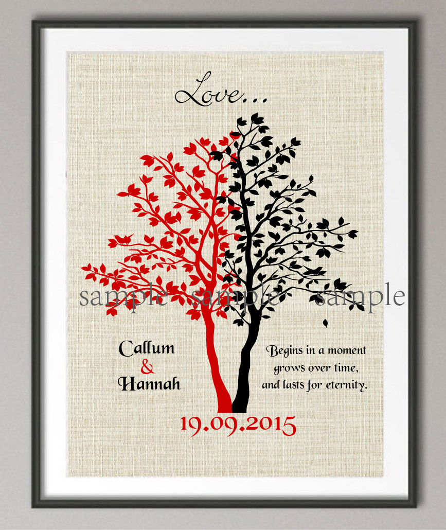 Aliexpress.com : Buy Couples Wedding anniversary Quote ...