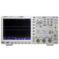 OWON XDS2102A 100 MHz 12 bits Haute Résolution ADC Oscilloscope Numérique SPI/I2C/RS232/PEUT décoder XDS2102A