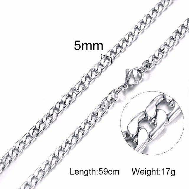 Curb Link Chain 4