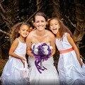 Дешевые Искусственные Свадебные Цветы Свадебные Букеты Свадебные Украшения Роуз Ленты Цветы Ручной Работы Цветы Праздничный Праздничные Атрибуты