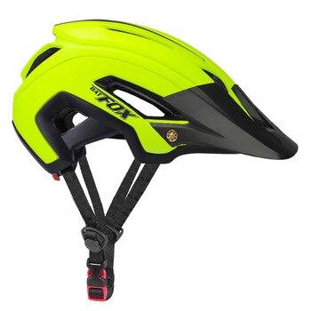 BATFOX Cycling Helmet Road Mountain bike helmet Ultralight Bicycle Helmet MTB Bike Sports Cycling Helmets casco bicicleta hombre цена 2017