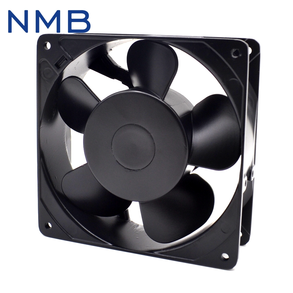 New 4715MS-23T-B50 12cm 12038 230V 15W DC cabinet cooling fan for NMB 120*120*38mm