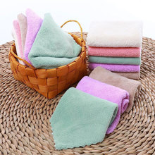 100% Cotton soft absorbent kitchen beach towel household Face towel Travel Gym quick drying baby bath terry towel washcloth towel baby bath towel vomit milk cotton gauze baby diapers soft and absorbent household multicolor differential use 50 68cm